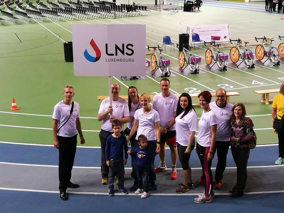 Plus de 10.500 coureurs au Relais pour la Vie