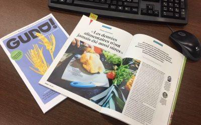 Le LNS dans la presse : « Les denrées alimentaires n'ont jamais été aussi sûres »