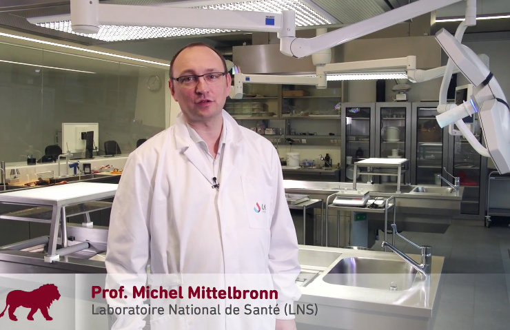 FNR PEARL Chairs: Pr Dr Michel Mittelbronn – Neuropathologist