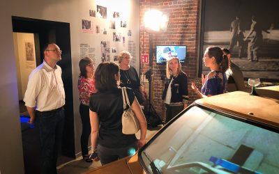 Visite guidée de l'exposition « Thierry! D'EXPO »