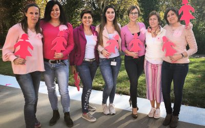 CHEM Pink Mob to support breast cancer patients