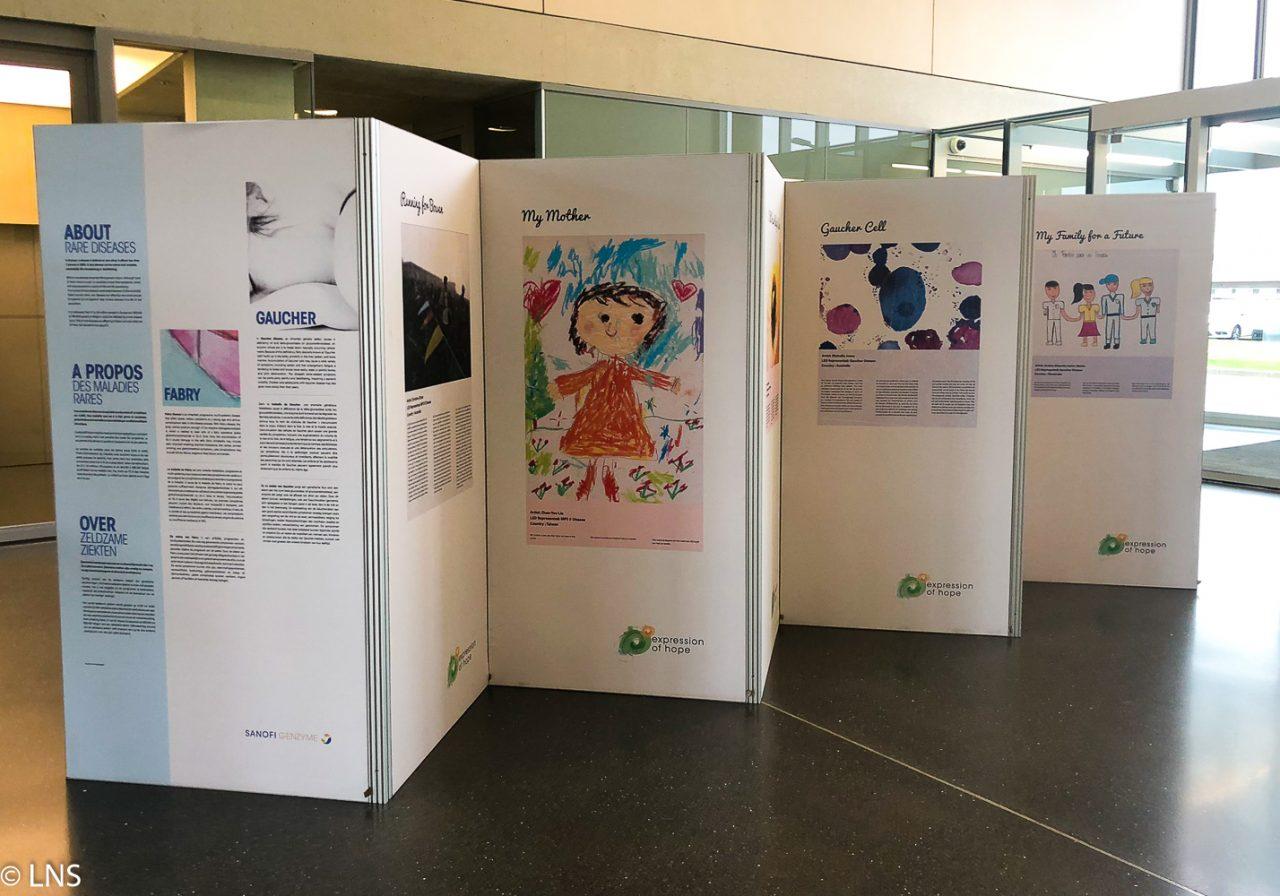 Exposition « Expression of Hope » à découvrir au LNS