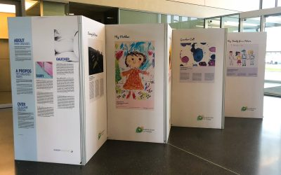 "Exhibition ""Expression of Hope"" at the LNS"
