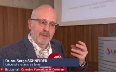 Formation continue sur la prescription du cannabis médicinal