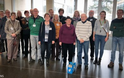 Visit of the seniors of the City of Luxembourg