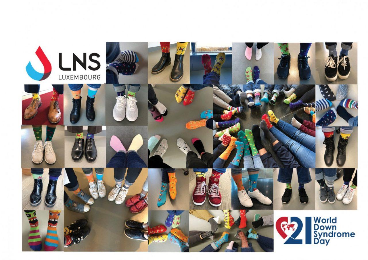 #LotsOfSocks: Journée Mondiale de la Trisomie 21