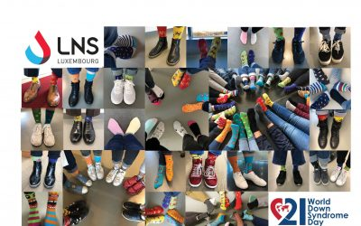 #LotsOfSocks – World Down Syndrome Day
