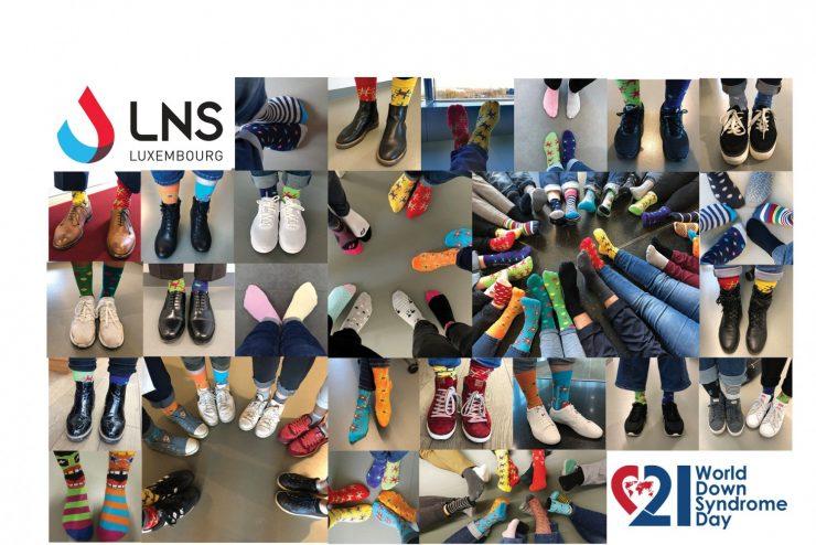 #LotsOsSocks: Journée Mondiale de la Trisomie 21