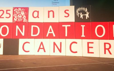 25 anniversary Fondation Cancer