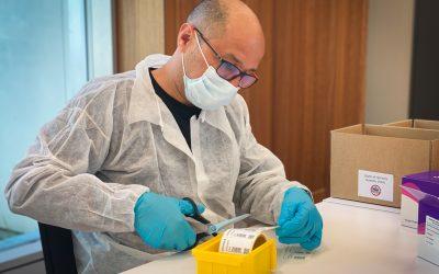 Le LNS commence à tester le Covid-19 dans les maisons de retraite et de soins pour personnes âgées
