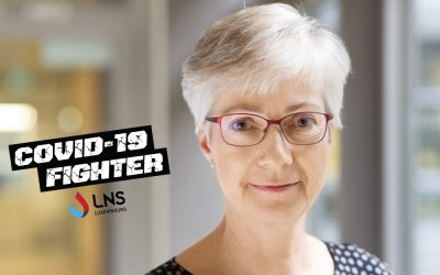 Evelin Schröck – The LNS – a team where every single fighter counts