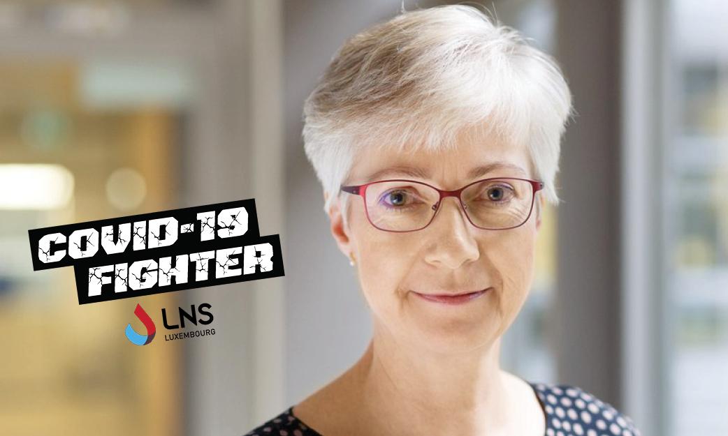 Evelin Schröck – Le LNS, une équipe dont chaque combattant compte