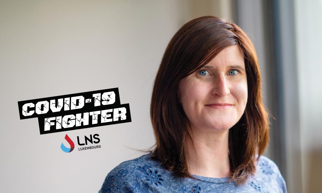 Jessica Tapp – Technicienne de laboratoire spécialisée