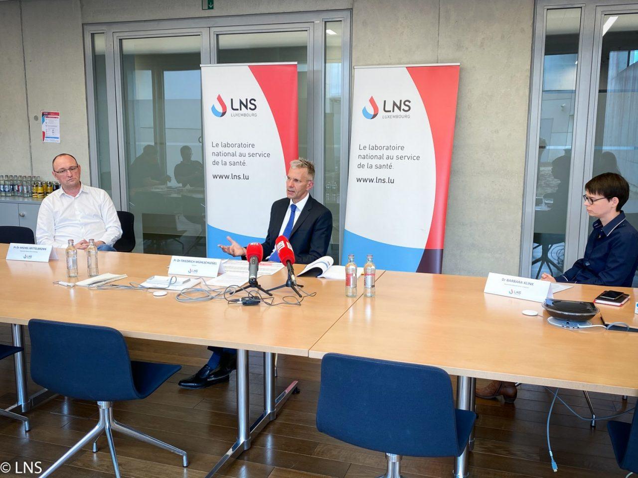 Suite au succès des deux dernières années, le LNS est autorisé à poursuivre l'exploitation de ses deux centres de diagnostic nationaux