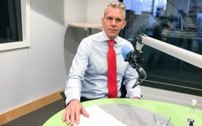 "Radio 100,7 – De Staatslabo plangt ""10.000 Anti-Kierper-Tester am Mount"""