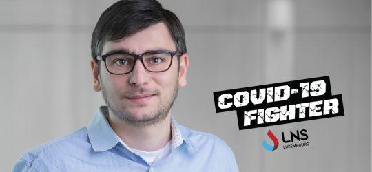 Ardashel Latsuzbaia – L'expert en épidémiologie analyse les contacts sociaux pendant la crise COVID-19