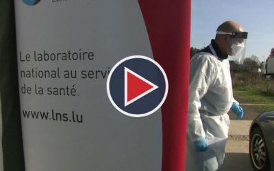 RTL – Neie Covid-19-Test-Zenter zu Diddeleng