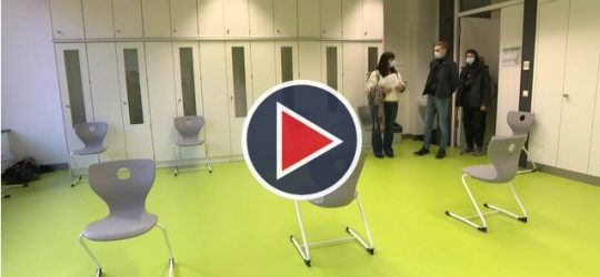 RTL – 12 mobil Ekippen teste bis zu 600 Schüler an Enseignanten den Dag