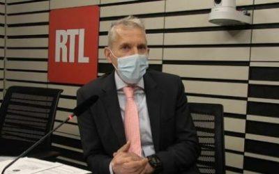RTL –  Invité vun der Redaktioun (8. Januar) Dr. Friedrich Mühlschlegel