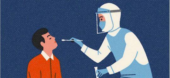 moien.lu – De Staatslabo (LNS) ënnerstëtzt Test-Teamer bei hirem Asaz an de Schoulen