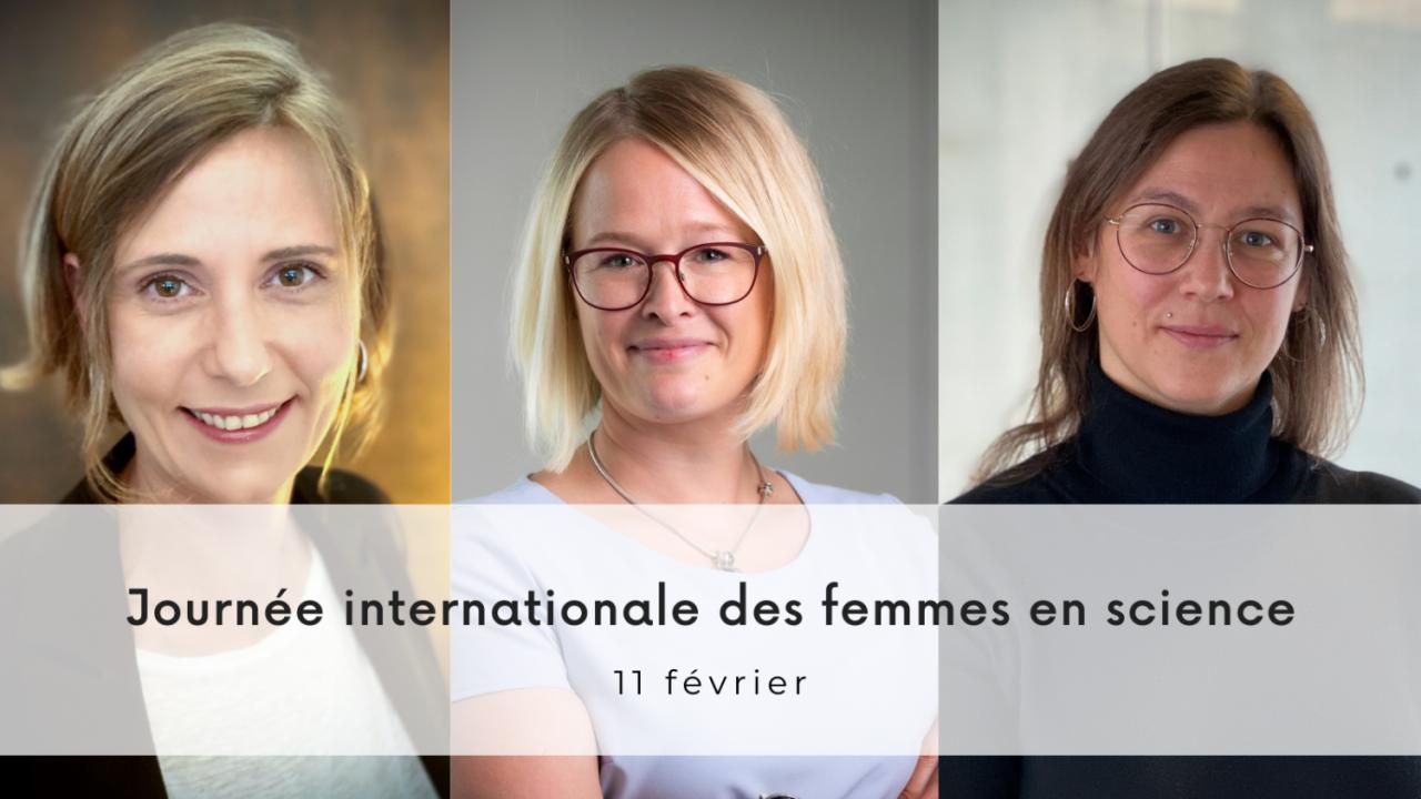 Women's power at the Laboratoire national de santé