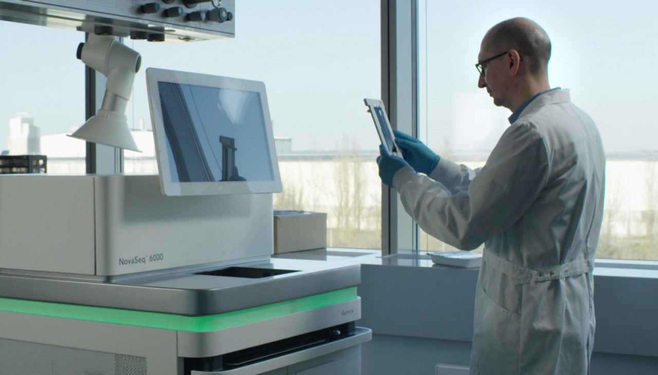 Powerful new sequencer expands LNS's range of services for cancer and hereditary genetic disease patients