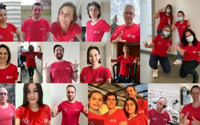 L'équipe du LNS se mobilise pour le Relais pour la Vie