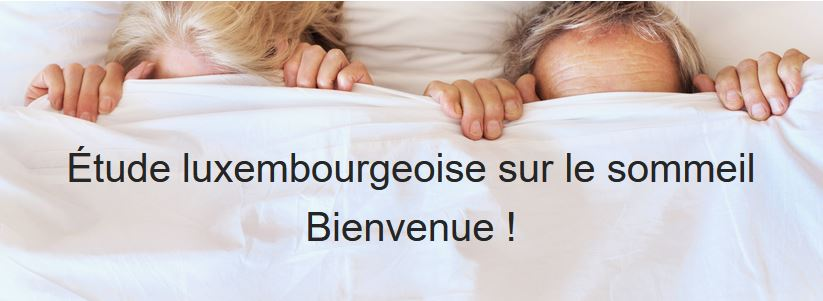 Enquête nationale sur la qualité du sommeil pour mieux prévenir les maladies neurodégénératives