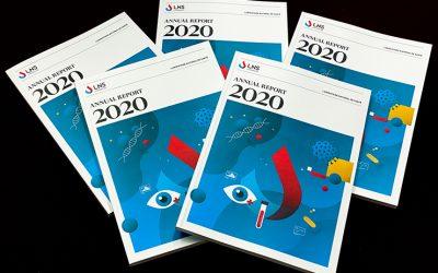 Rapport annuel 2020 : Le LNS reste un pilier essentiel dans la lutte contre la COVID-19 tout en poursuivant sans relâche son parcours d'excellence.